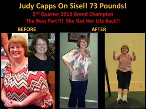 Before & After Judy Capps